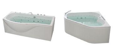 Ванны с гидромассажем