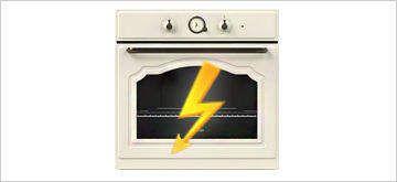 Электрические духовые шкафы