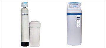 Фильтры для умягчения и удаления железа