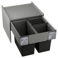 BLANCO Система сортировки мусора SELECT 50/3 (520779)
