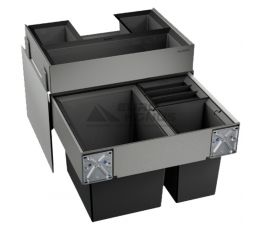 BLANCO Система сортировки мусора SELECT 60/3 XL Orga (520782)
