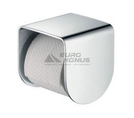 AXOR Держатель туалетной бумаги с крышкой Urquiola (42436000)
