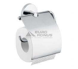 HANSGROHE Держатель туалетной бумаги с крышкой Logis (40523000)