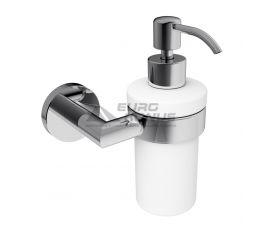 IMPRESE Дозатор для мыла с настенным держателем Hranice (170100)