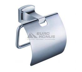 KRAUS Держатель туалетной бумаги с крышкой Fortis KEA-13326 CH хром