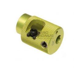 WAVIN EKOPLASTIK Зачистное устройство на дрель для труб 40* (REZS040VXX)