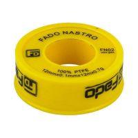 FADO Фум лента GAS 12 мм х 0,1 мм (12 м) (FN02)