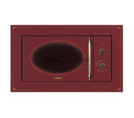 FABIANO Микроволновая печь встраиваемая с грилем FBMR 46 Burgundy (8152.407.0668)