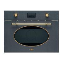 FRANKE Микроволновая печь встраиваемая с грилем CLASSIC LINE FMW 380 CL G GF графит (131.0302.181)