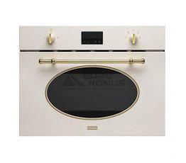 FRANKE Микроволновая печь встраиваемая с грилем CLASSIC LINE FMW 380 CL G PW кремовый (131.0302.179)