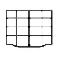 FRANKE Комплект чугунных решеток для TREND LINE 600 (112.0188.650)