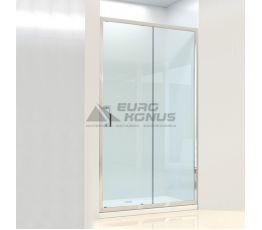 DUSEL Душевая дверь раздвижная 1200x1900 мм FA512