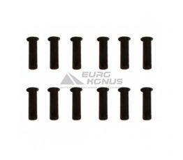 EGER Комплект креплений лицевой панели и ножек для поддонов 12 шт. (LG-12)