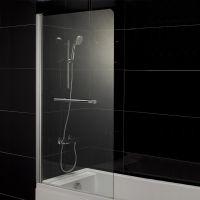 EGER Шторка на ванну (599-02L-grey)