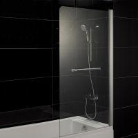 EGER Шторка на ванну (599-02R-grey)