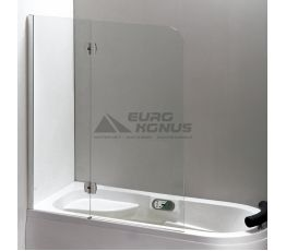 EGER Шторка на ванну (599-120CH/L)