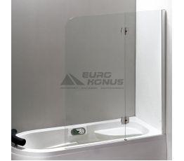 EGER Шторка на ванну (599-120CH/R)