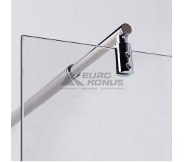 VOLLE Держатель стекла к стене регулируемый 750-1200 мм для душевой стенки walk-in 18-05-75120