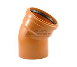 ARMAKAN Колено для наружной канализации 110*/30° (AUP22)