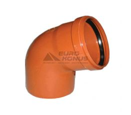 ARMAKAN Колено для наружной канализации 110*/67° (AUP24)