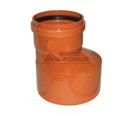 ARMAKAN Редукция для наружной канализации 160*х110* (ARR81)