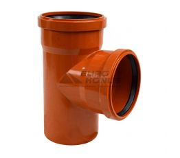 ARMAKAN Тройник для наружной канализации 160*х160*/90° (ATT26)