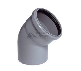 ARMAKAN Колено для внутренней канализации 110*/30° (AUP11)