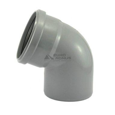 ARMAKAN Колено для внутренней канализации 110*/67° (AUP13)