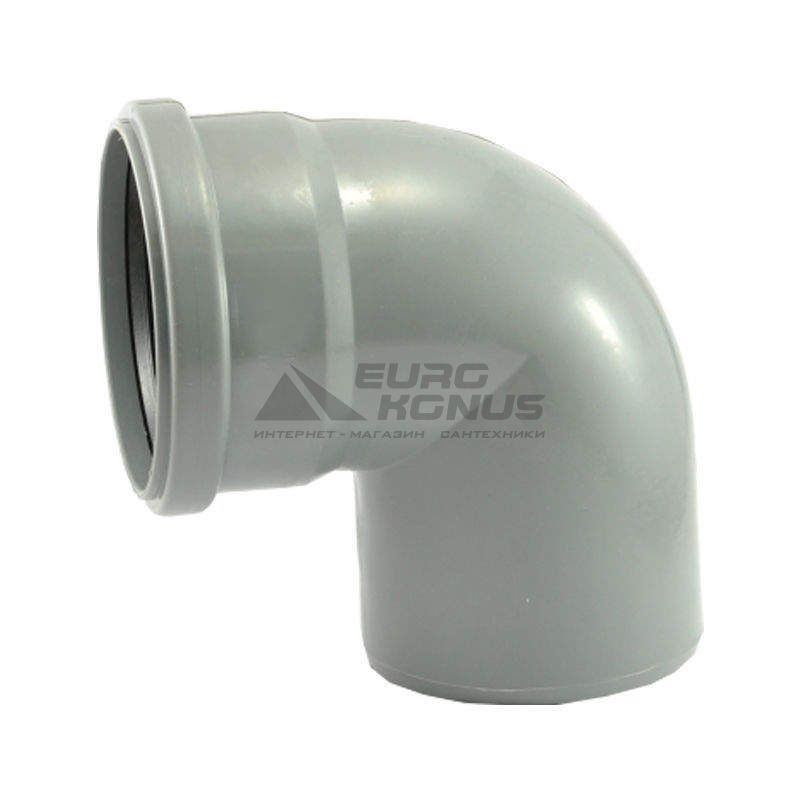 ARMAKAN Колено для внутренней канализации 40*/90° (AUP04)