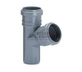 ARMAKAN Тройник для внутренней канализации 32*х32*/45° (ATT01)