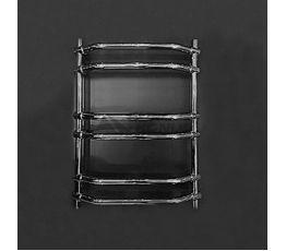 АЗОЦМ Полотенцесушитель водяной Ретро Цилиндр Трапеция - 06Т ЛХ 500 мм x 700 мм (П21100091800000)