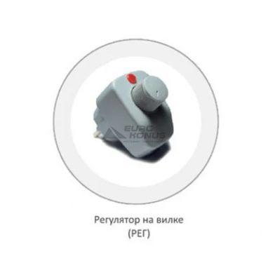ELNA Полотенцесушитель электрический правосторонний с РЕГ Лесенка - 4 (510 мм х 400 мм х 60 мм) белый