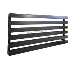 GENESIS AQUA Радиатор из нержавеющей стали Ascania 1200x600 черный
