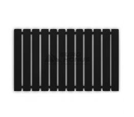 GENESIS AQUA Радиатор из нержавеющей стали Batteria 600x1200 черный