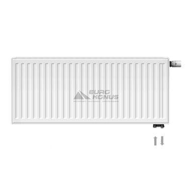 TERRA TEKNIK Радиатор стальной Тип 22 нижнее подключение (500 x 900)