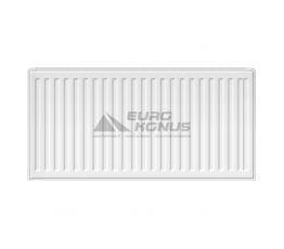 TERRA TEKNIK Радиатор стальной Тип 22 нижнее подключение (500 x 1000)