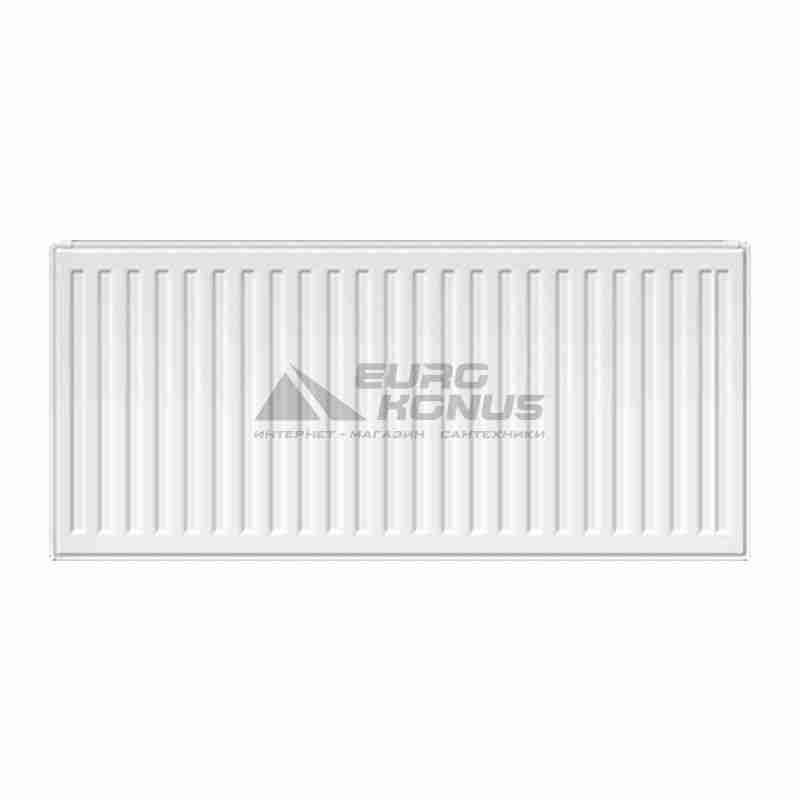 TERRA TEKNIK Радиатор стальной Тип 22 нижнее подключение (500 x 1100)