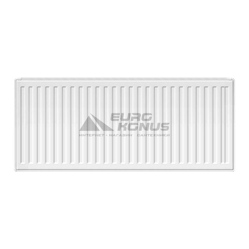 TERRA TEKNIK Радиатор стальной Тип 22 нижнее подключение (500 x 1200)