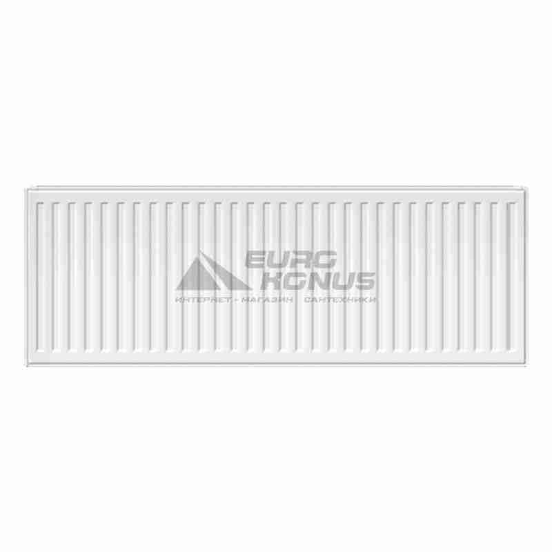 TERRA TEKNIK Радиатор стальной Тип 22 нижнее подключение (500 x 1400)