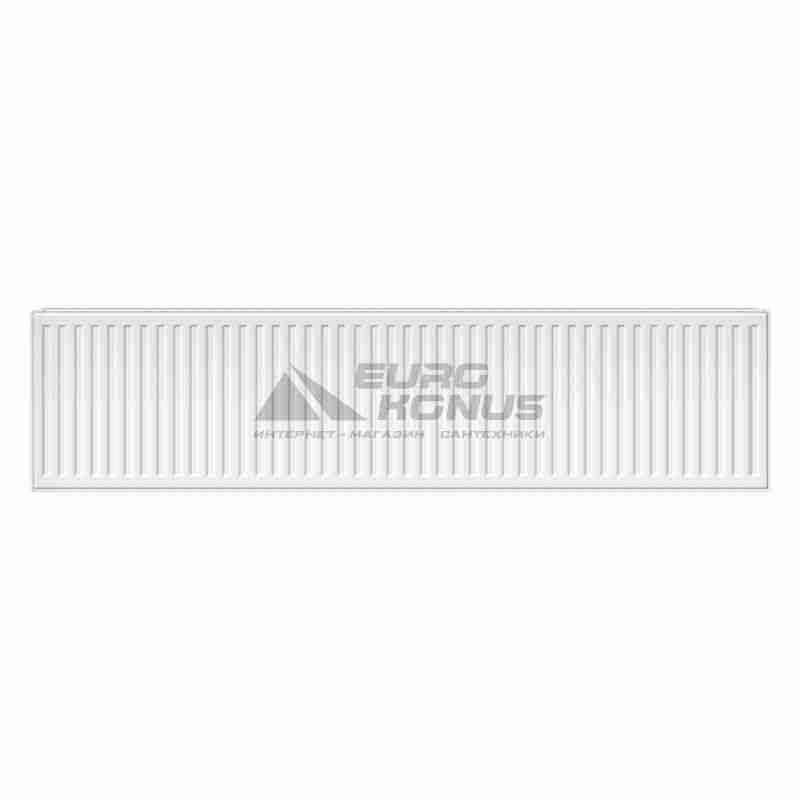 TERRA TEKNIK Радиатор стальной Тип 22 нижнее подключение (500 x 2000)