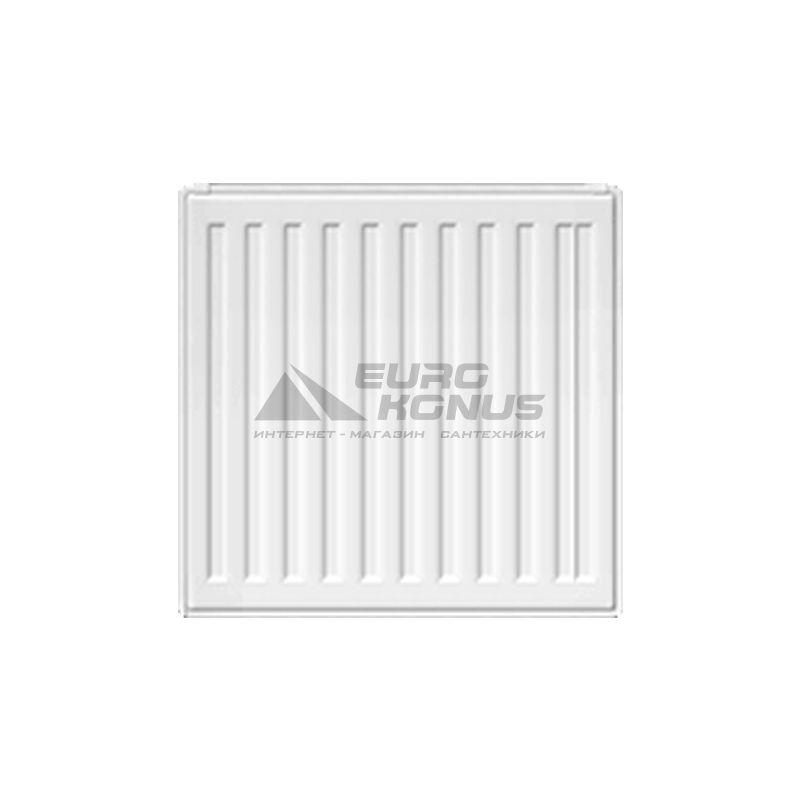 TERRA TEKNIK Радиатор стальной Тип 22 нижнее подключение (500 x 500)