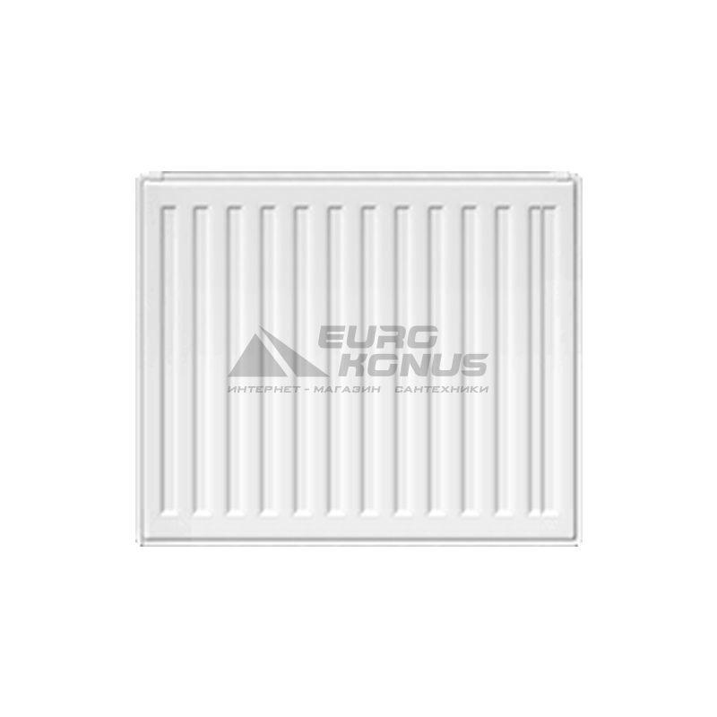 TERRA TEKNIK Радиатор стальной Тип 22 нижнее подключение (500 x 600)