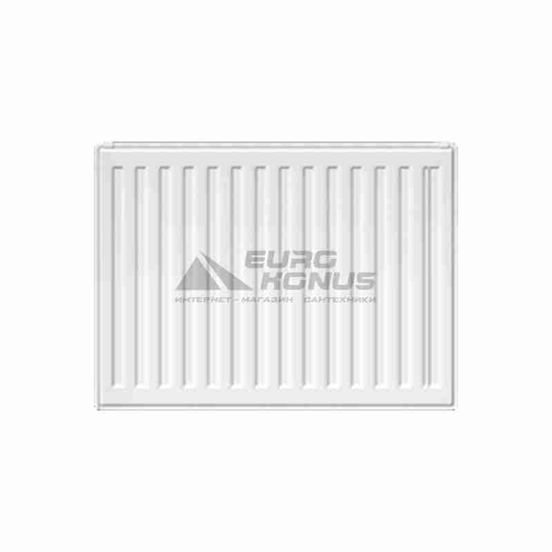 TERRA TEKNIK Радиатор стальной Тип 22 нижнее подключение (500 x 700)