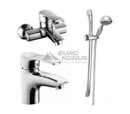 ARMATURA Комплект для ванной комнаты Kwarc (4201-001-00)