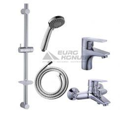 BRAVO Комплект для ванной комнаты 2+1 Zenith BS42-123SET