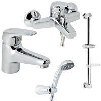 GENEBRE Комплект для ванной комнаты Ge2 (04GE2V17RO)