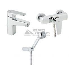 GENEBRE Комплект для ванной комнаты Klip (03KL-shower)