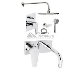 GENEBRE Комплект для ванной комнаты Klip (03Klip-inside plus)