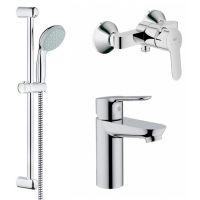 GROHE Комплект для ванной комнаты Bau Edge (123208S)