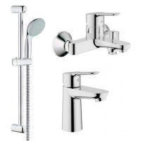 GROHE Комплект для ванной комнаты Bau Edge (123265S)